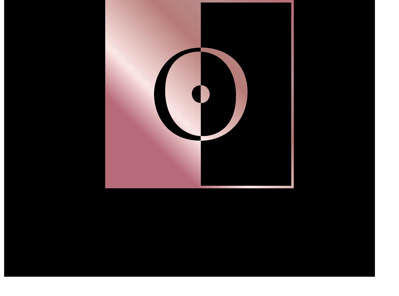 Gel UV / LED Couleur Pailleté Rouge et Noir - 5 ml